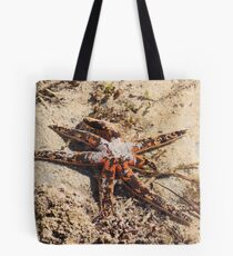 Water Creeper Tote Bag
