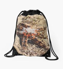 Water Creeper Drawstring Bag
