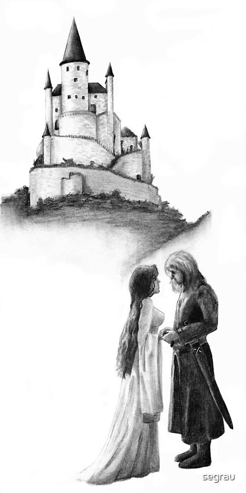Lovers by segrau
