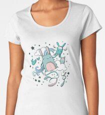 little dreams Women's Premium T-Shirt
