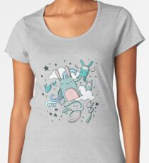 little dreams Women's Premium T-Shirt