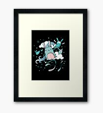 little dreams Framed Print