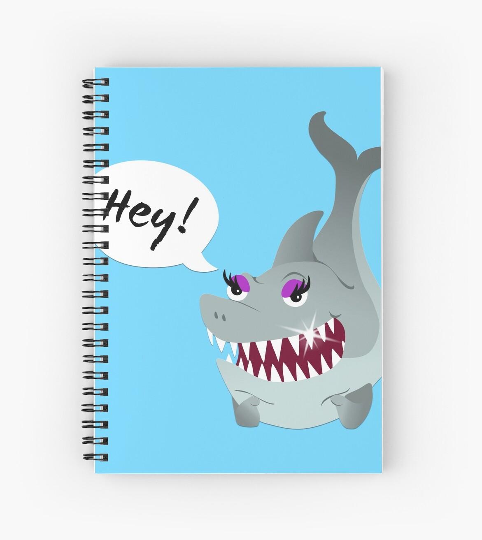 Hey, Shark! by Keira Lebrón
