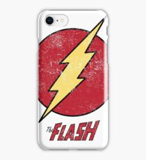 Flash! iPhone Case/Skin