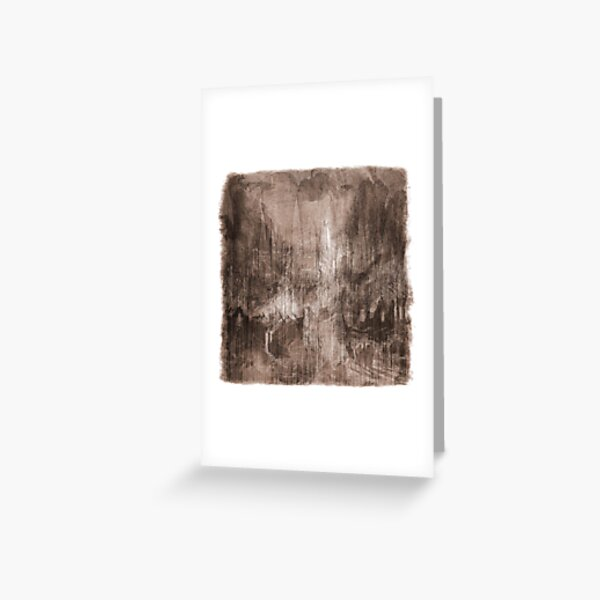 The Atlas of Dreams - Plate 23 Greeting Card