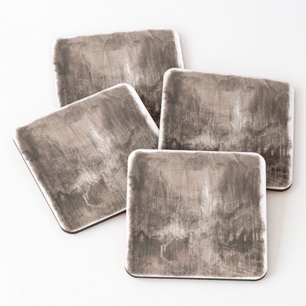 The Atlas of Dreams - Plate 23 Coasters (Set of 4)