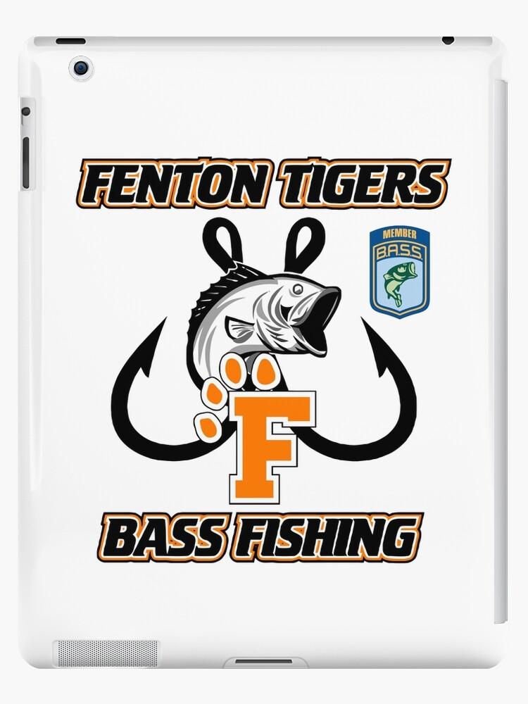Fenton Tigers - Bass Fishing SWAG by FentonFishing