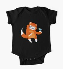 the fox and the bird One Piece - Short Sleeve