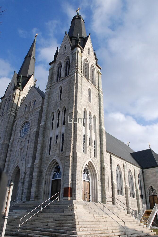 New England Church Series VII by bunnij