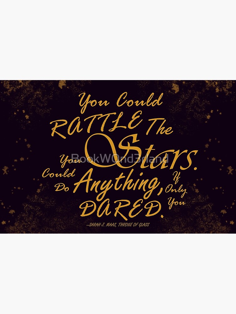 Rattle The Stars by BookW0nd3rland