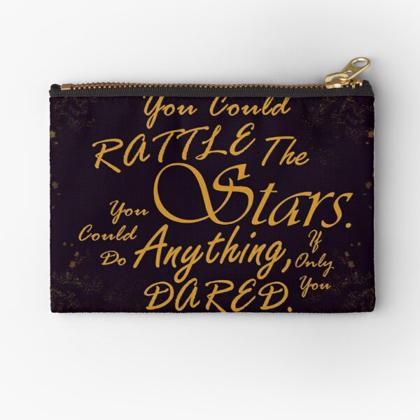 Rattle The Stars Zipper Pouch