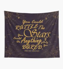 Rattle The Stars Wall Tapestry