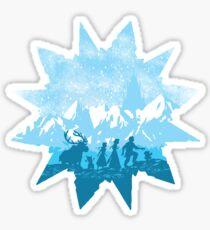 Fellowship of the Kingdom Sticker