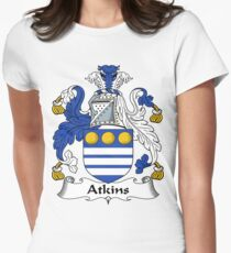 Atkins  Womens Fitted T-Shirt