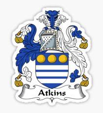 Atkins  Sticker