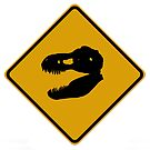 T-Rex Crossing by Randy Turnbow