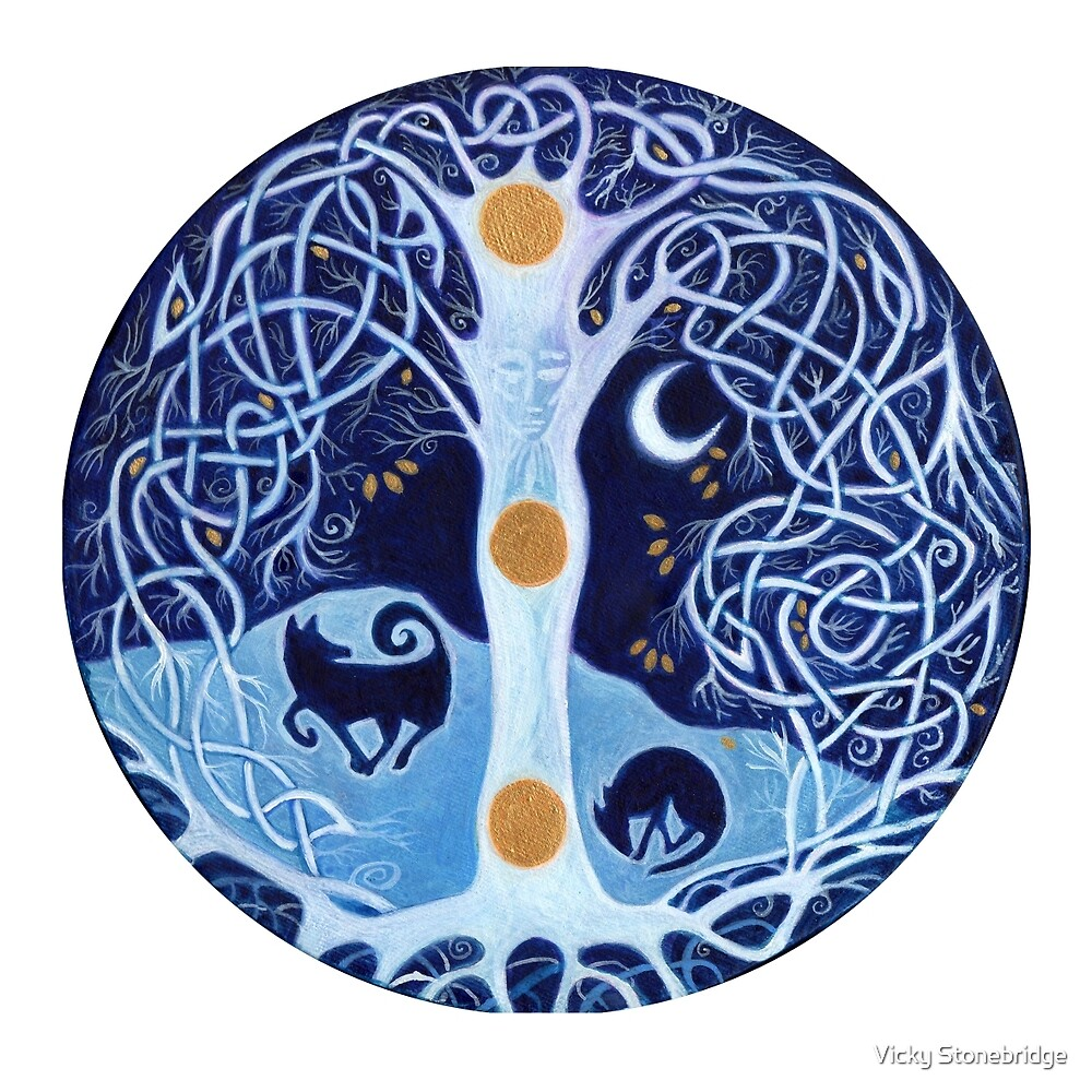 Tree of Life by Vicky Stonebridge