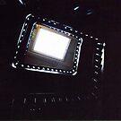 Adelphi Hotel Starcase by John Schneider