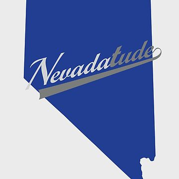 Nevadatude - Nevada pride by driph