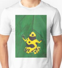 Dart Frog Unisex T-Shirt