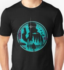 Neo Noir Run Unisex T-Shirt