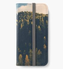 Evergreen iPhone Wallet/Case/Skin