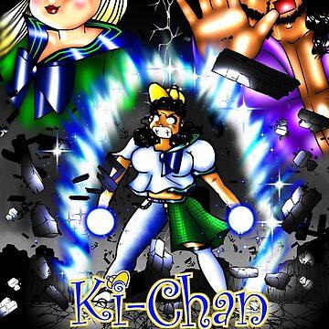 Ki-Chan: Mindy's Storm by CodenameSailorE