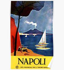 Napoli Ente Provinciale Per Il Turismo Poster