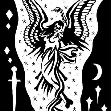 Boned Angel by ratward