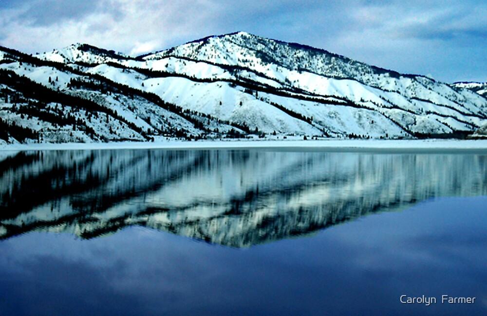 Lake Anderson, Idaho by Carolyn  Farmer