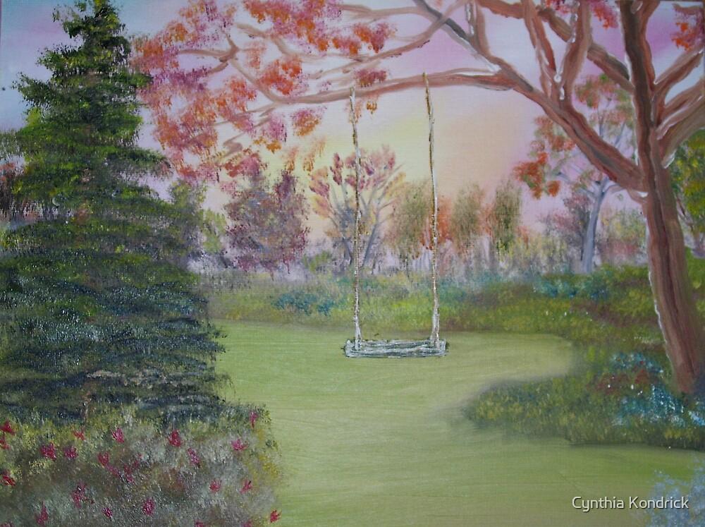 The Yard by Cynthia Kondrick