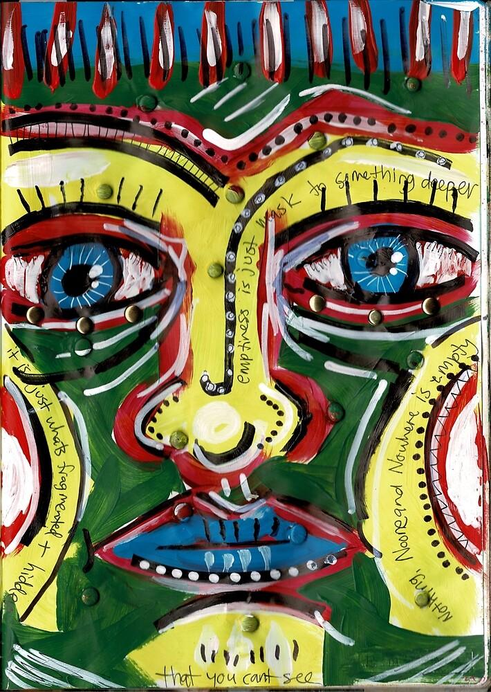 Tribal Pins by Skye  Riseley