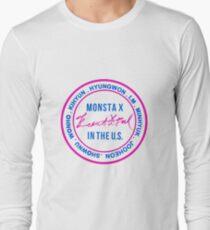 MONSTA X BEAUTIFUL TOUR IN THE US CIRCLE T-Shirt