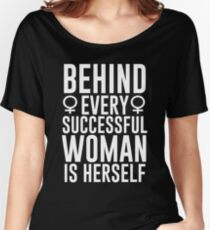 Successful Woman Women's Relaxed Fit T-Shirt