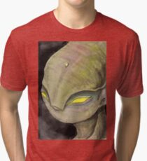 The Seer Tri-blend T-Shirt