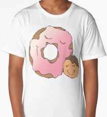 Feeling Loved Donuts Long T-Shirt