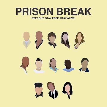 prison break tv show by jkunting