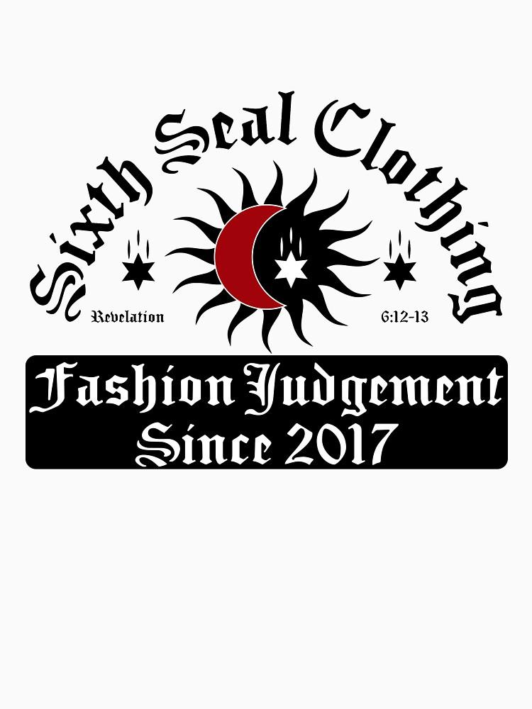 Sixth Seal Clothing Design by Farfam