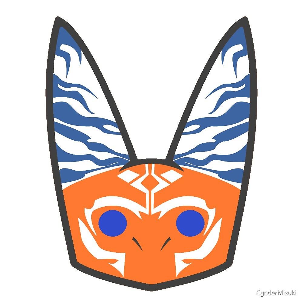 Lothcat Ahsoka Emoji by CynderMizuki