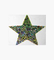 PSYCHEDELIC STAR Art Board
