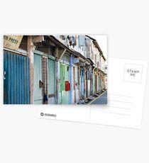 Shop Houses Postcards