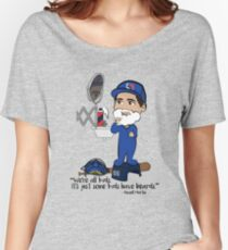 Toronto Blue Jays: Kids with Beards Women's Relaxed Fit T-Shirt