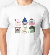 Regular show t_shirt cartoon Unisex T-Shirt