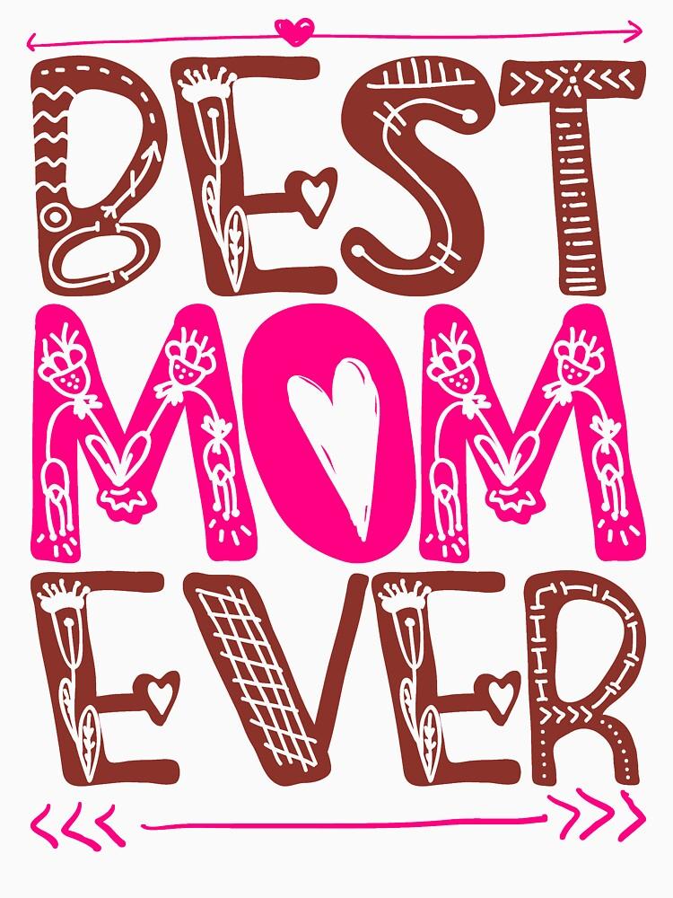 BME Best mom Ever shirt by bestdesign4u