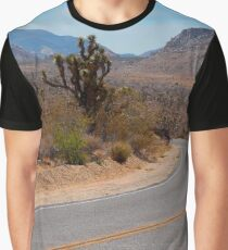 Bend at Joshua Tree Graphic T-Shirt