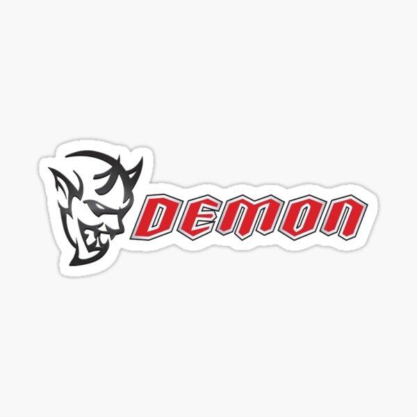 Sticker Vintage Dodge Demon