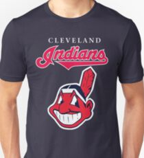 Cleveland Indians Baseball Team Chief Wahoo T-Shirt