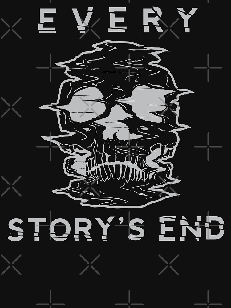 DEATH: Every Story's End by japdua