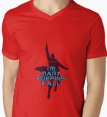 I'm Mary Poppins Y'all Men's V-Neck T-Shirt