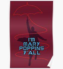 Ich bin Mary Poppins Poster